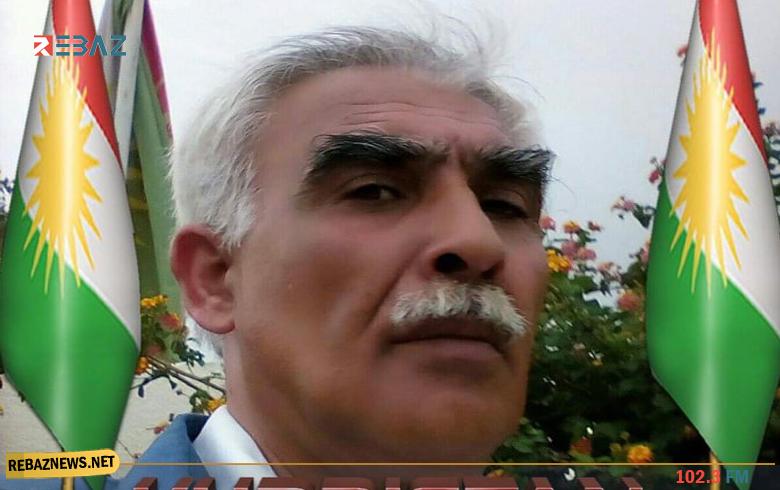 وفاة  المناضل حسين محمد كرمي بعد صراع مرير مع السرطان  بهولير