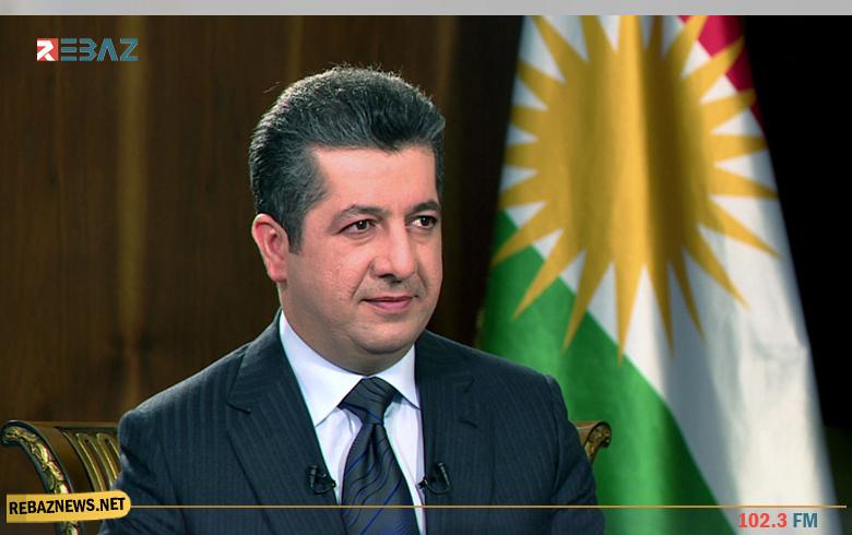 مسرور بارزاني: يجب ان يتم التعامل مع الاقليم وفق الدستور ونرغب بتنسيق اكبر مع بغداد
