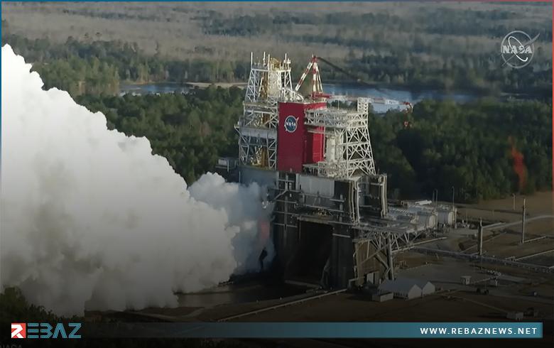 ناسا: انتهاء اختبار إطلاق
