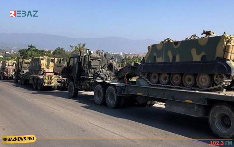 القوات التركية تنشئ نقطة جديدة لها في جنوبي إدلب