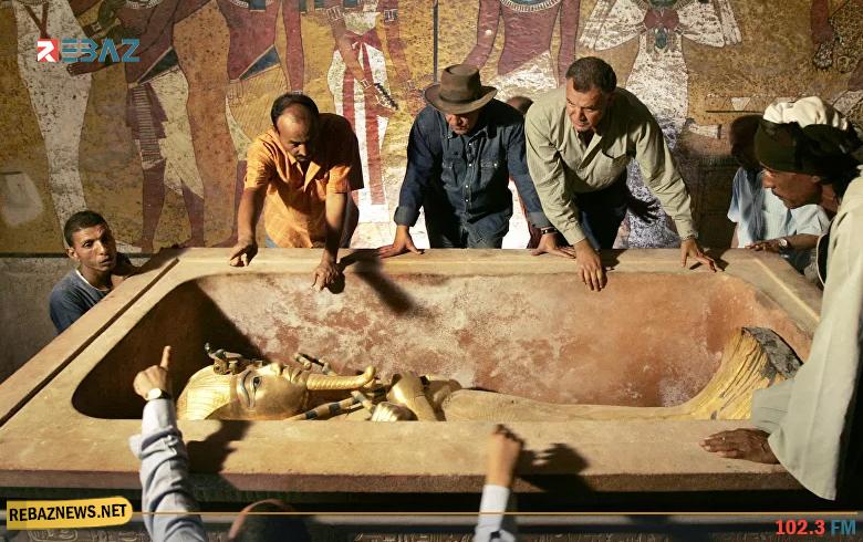 زاهي حواس: الكشف الآثري الجديد سيهز العالم