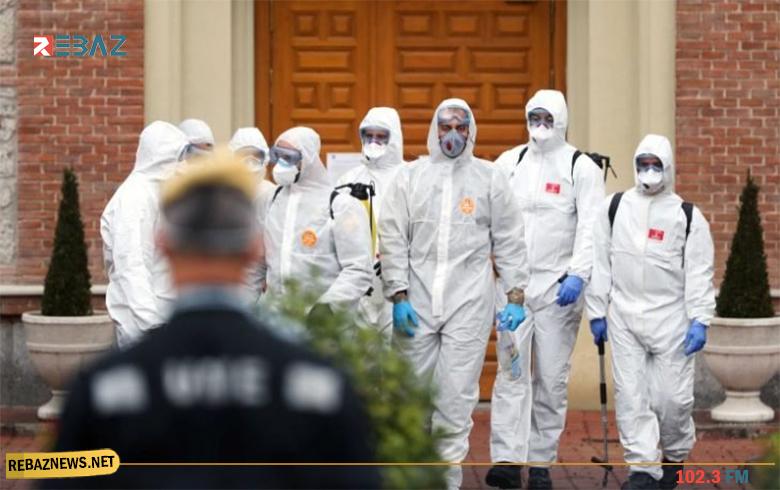 إسبانيا تطلب نجدة حلف الأطلسي لمواجهة فيروس كورونا