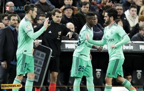 ريال مدريد يعرض نجمه للبيع من أجل