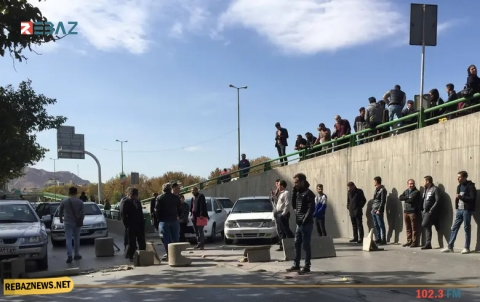 هيومن رايتس ووتش: إيران تتعمد التستر على عدد قتلى الاحتجاجات