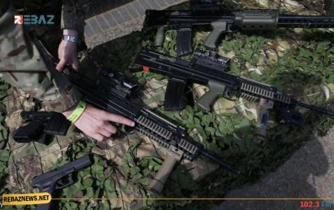 سرقوا أسلحة الجيش البريطاني.. وباعوها على الإنترنت