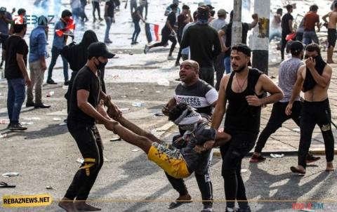 قتلى وجرحى نتيجة عنف مفرط ضد المحتجين في البصرة وذي قار