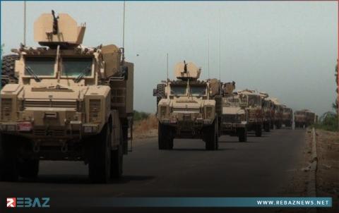 كوردستان سوريا..  تعزيزات عسكرية جديدة للتحالف الدولي تصل قامشلو والحسكة