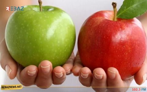 التفاح الأحمر مقابل الأخضر... أيهما أكثر صحة؟