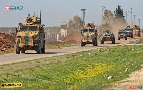 سوريا.. تسيير دورية روسیة تركیة مشتركة على طريق M4