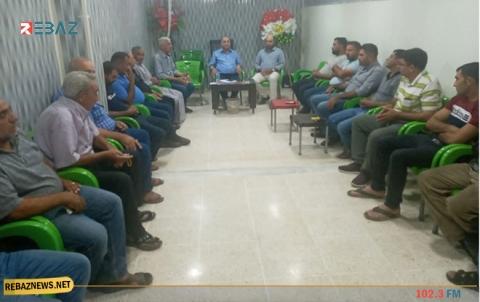 منظمة سري كانيه لـ PDK-S تعقد ندوة سياسية في قامشلو
