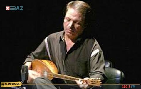 وفاة أمير البزق الفنان الكوردستاني القدير سعيد يوسف