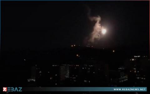 مجدداً.. غارات إسرائيلية بمحيط دمشق