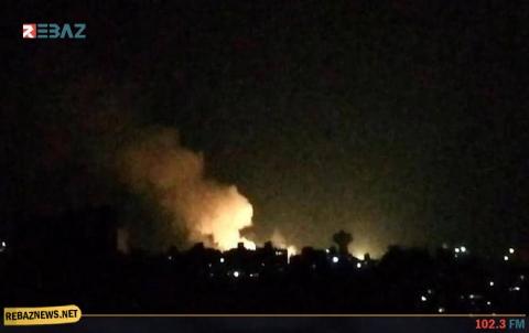 مقتل 15 من ميليشيات موالية لإيران في البوكمال