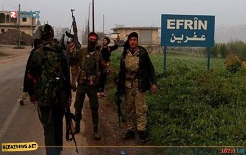 عفرين.. اختطاف 4 مواطنين كورد على يد الفصائل المسلحة