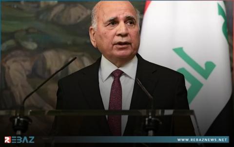 وزیر خارجية العراق يصل إيران بعد يوم من الضربة الأمريكية على سوريا