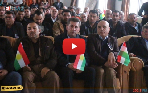 نازحي مخيم واشوكاني يطالبون باحتياجات للأطفال
