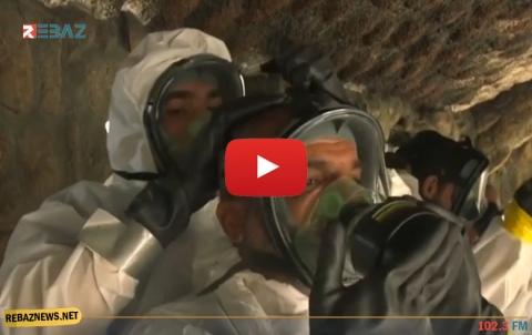 """""""حظر الأسلحة الكميائية"""" تمهل النظام السوري 90 يوماً للكشف عن منشآت الأسلحة الكيماوية"""