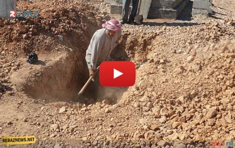 نوبار حاج إبراهيم.. شهيد آخر يلتحق بقافلة شهداء تفجيرات قامشلو