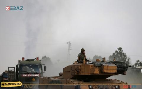 تركيا تستقدم تعزيزات جديدة إلى الحدود المشتركة مع كوردستان سوريا
