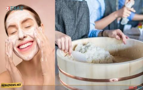 اصنعيه بنفسك: غسول ماء الأرز لبشرة نضرة خالية من العيوب