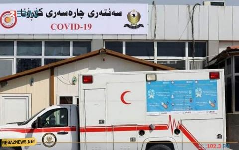 إقليم كوردستان.. الوفيات تجتاز الـ300 وتسجيل211 إصابة جديدة بـ «كورونا»