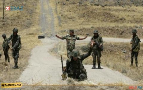 مقتل وجرح 6 عناصر في قوات النظام بانفجار في منطقة سراقب