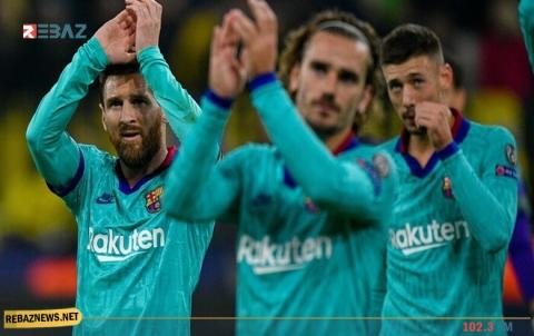برشلونة قد يضحي بغريزمان إرضاء لميسي
