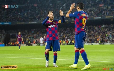 برشلونة متصدراً.. تعرف على الإيرادات المالية للأندية في