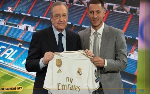 هازارد: أتمنى أن أحقق حلمي خلال ديربي مدريد