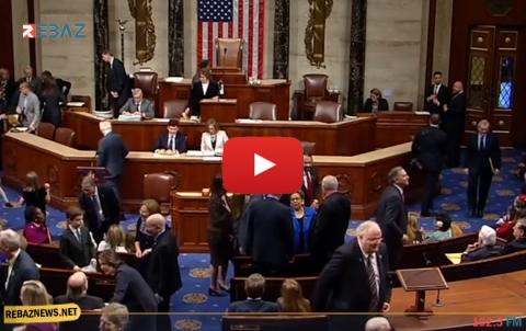 الشؤون الخارجية في الشيوخ الأمريكي تقر عقوبات ضد تركيا