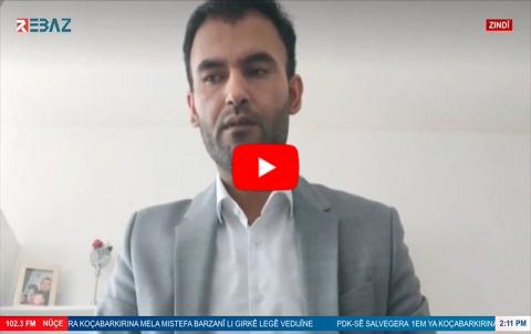 آخر إحصائيات وتطورات كورونا في إقليم كوردستان