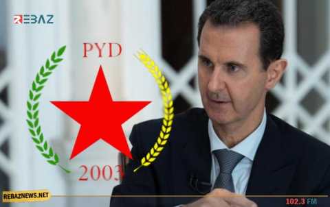 وفد لأحزابٍ مقربة من PYD يزور دمشق