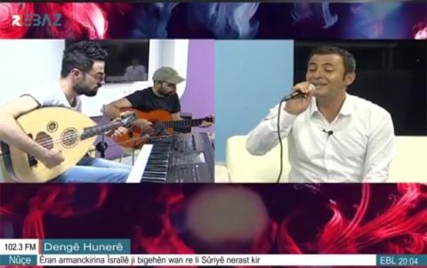 الفنان كريم شيخو / 26-08-2019
