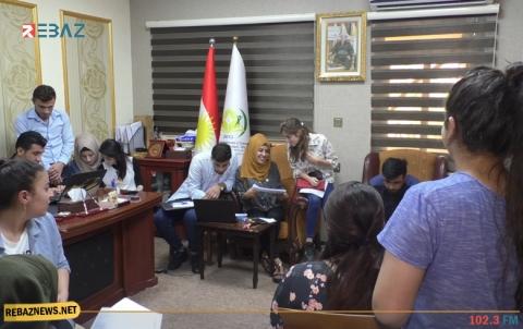 هولير.. تسجيل طلاب كوردستان سوريا في جامعات إقليم كوردستان