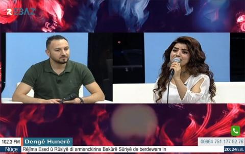 الفنانين : ديلما صوفي, خليل بوطاني