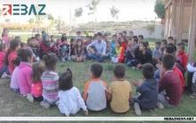 دورة تعليمية في مخيم كويلان للأطفال