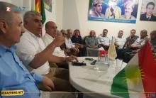 ديرك.. الديمقراطي الكوردستاني -سوريا يعقد ندوة تنظيمية سياسية