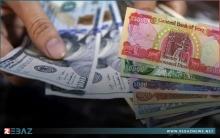 الدولار يتراجع والذهب يحتفظ بسعره في أسواق كوردستان