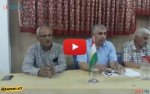گركي لگي.. الكوردستاني - سوريا يستمر في تنظيم الندوات السياسية