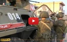 أول دورية روسية تركية على طريق M4 وتختصر طريقها