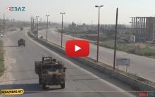تركيا تستقدم 20 آلية عسكرية إلى منطقة خفض التصعيد