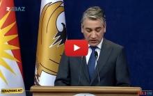كوردستان ترد بقوة على حديث لا اخلاقي لنصرالله على كوردستان والرئيس بارزاني