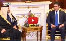 قطر تشيد بدور إقليم كوردستان في تهدئة توترات المنطقة