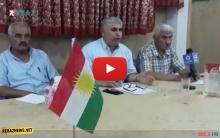 گركي لگي.. الكوردستاني - سوريا ينظّم محاضرة سياسية