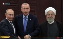 اجتماع ثلاثي  روسي تركي ايراني