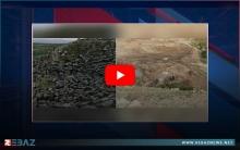 مسلحو (النخبة) يهدمون مدرّج قلعة النبي هوري بالكامل في عفرين